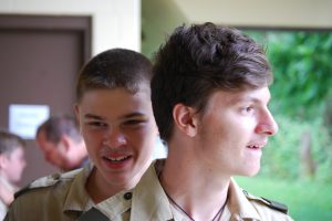Leadership Culture Behavior in The Boy Scouts of America